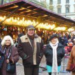 Salföldiek a karácsonyi vásár közepén